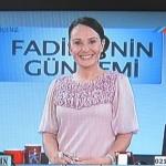 FADİME'NİN GÜNDEMİNDE SAPERKULE