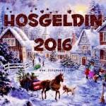 2015'e ELVEDA, 2016'ya MERHABA!! Hoşgeldin Yeni Yıl..