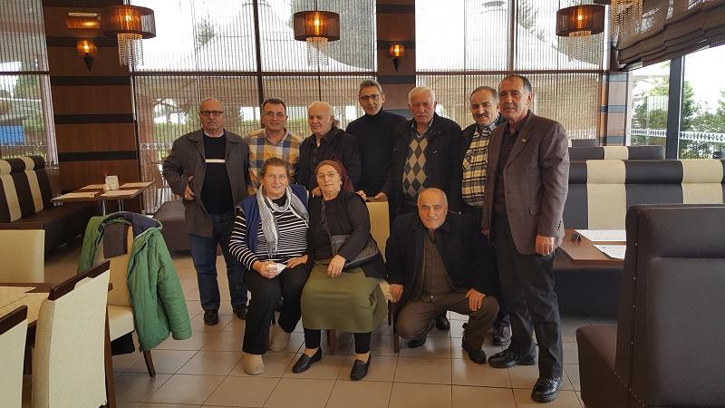2018 Çavdarlı Köylüler Kahvatısı