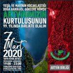 ARTVİN'İN KURTULUŞUNUN 99. YILI ETKİNLİĞİ İPTAL EDİLDİ