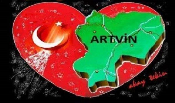ARTVİN'İN KURTULUŞUNUN 100. YILI KUTLU OLSUN